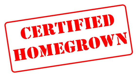 Certified Homegrown Logo