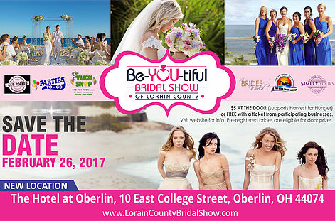 Be-YOU-tiful Bridal Show of Lorain County